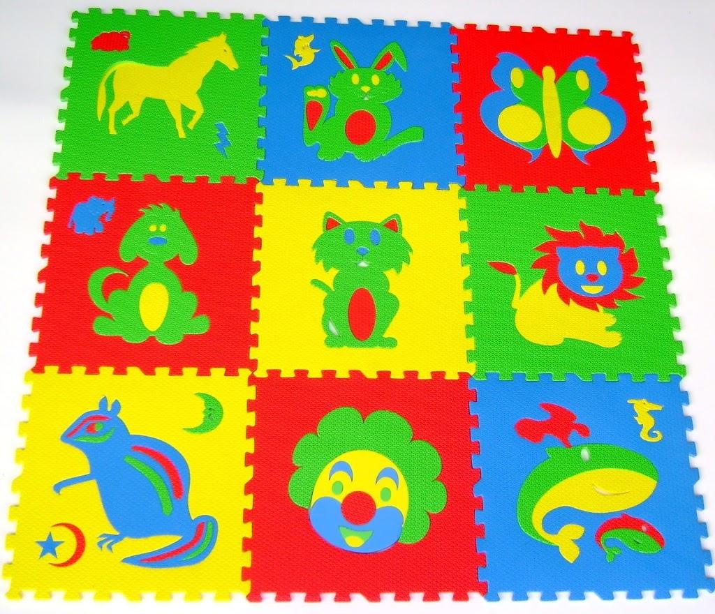 Desenvolvimento do bebê e a decoração do quarto mudou  ~ Tapetes Para Quarto De Bebe Eva