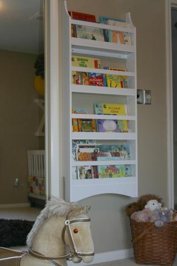 Como Fazer Uma Estante Para O Quarto ~ Pics Photos  Quarto De Crianca Uma Estante De Livros Formando Nichos