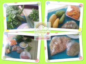 papinha de bebê introdução alimentar receita