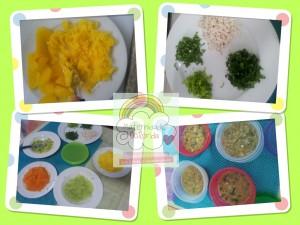 papinha de bebê introdução alimentar receitas
