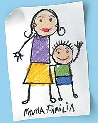 dia dos pais, pai e mãe