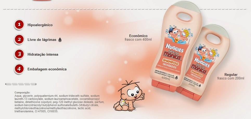 Cabelos cacheados e a escolha do shampoo infantil ideal