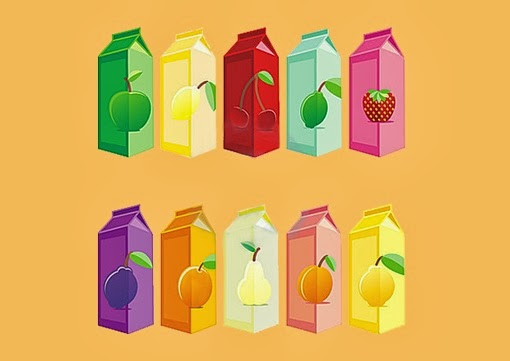 Sucos industrializados sem açúcar: Marcas e sabores variados
