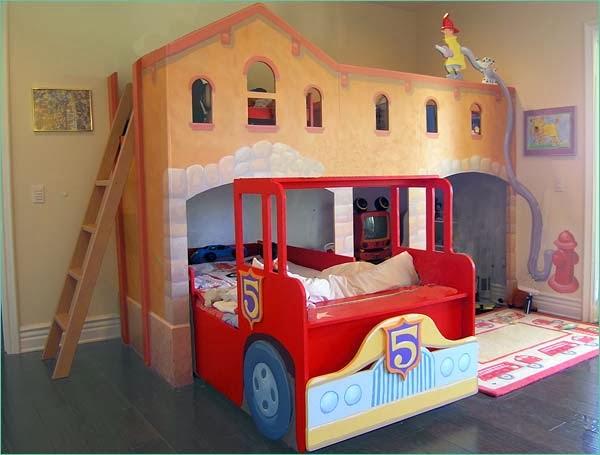 11 tipos de cama pra quarto de crian a maternidade colorida - Habitaciones infantiles ninos 4 anos ...