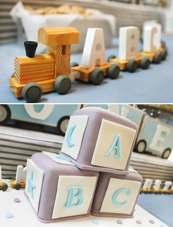 festa infantil tema alfabeto