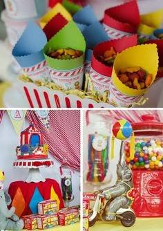 festa infantil tema circo