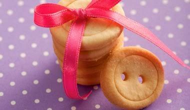 Receita Biscoito Amanteigado de Iogurte com Aveia