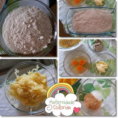 Receita: Pão Integral de Batata {Culinária pra Crianças}