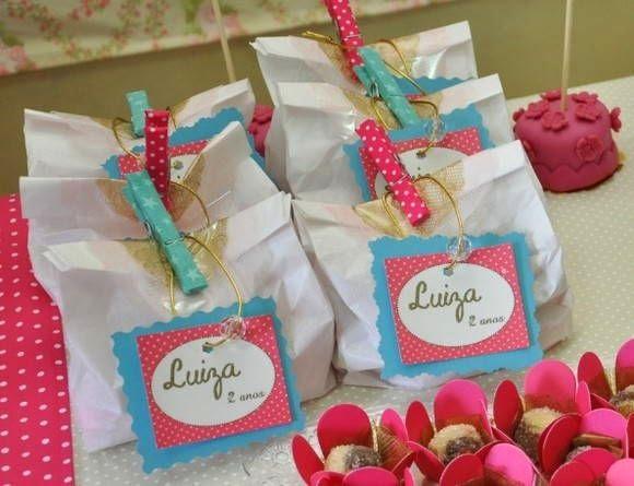 10 lembrancinhas de festas - maternidade colorida