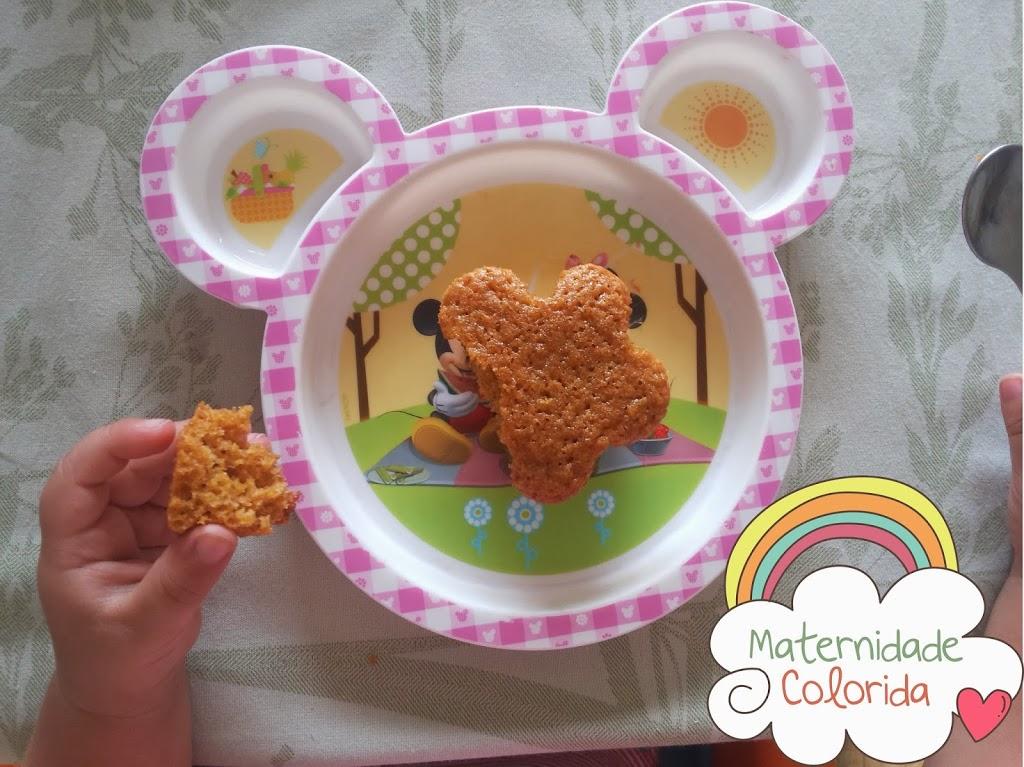 receita de bolo de laranja integral - maternidade colorida