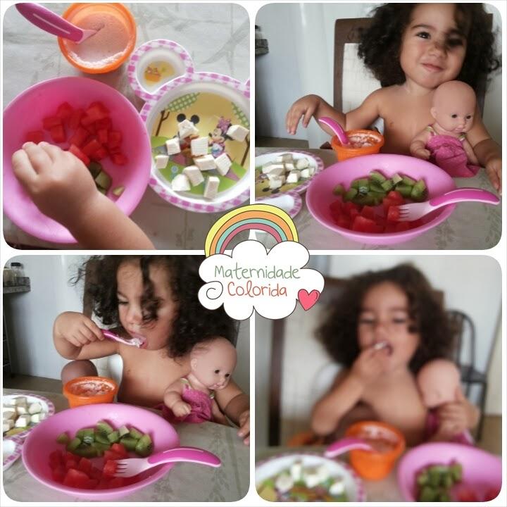 Sugestão de cardápio de café da manhã saudável pras crianças