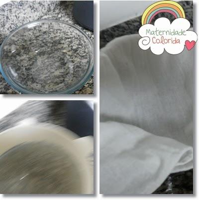 receita de iogurte grego caseiro sem açúcar