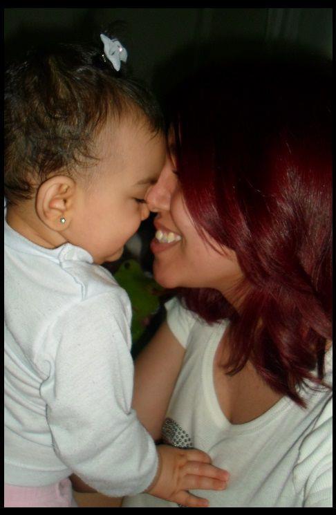 dia das mães - maternidade colorida
