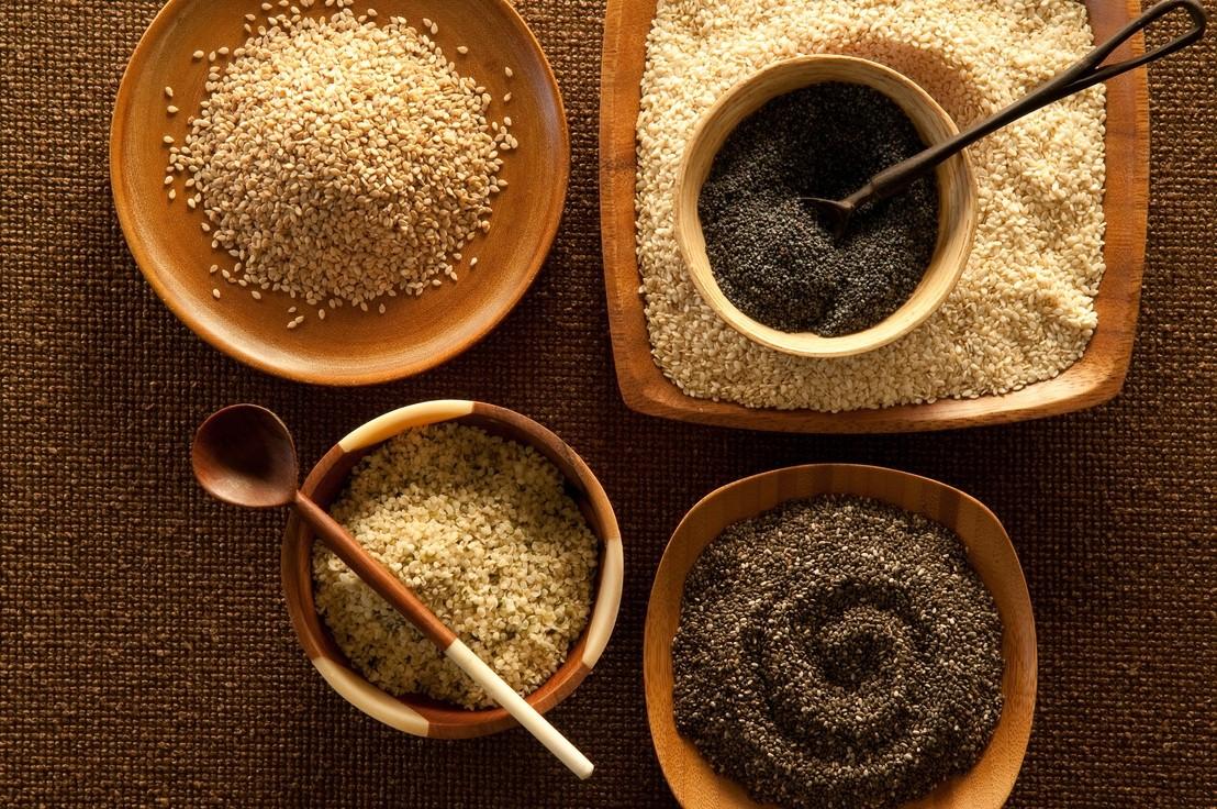 alimentos integrais - cereais