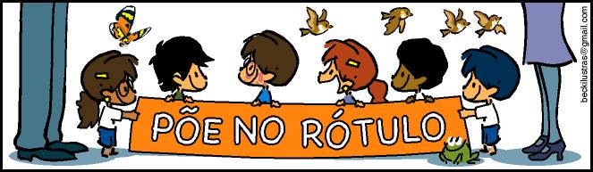 Imagem da Fanpage Põe no Rótulo