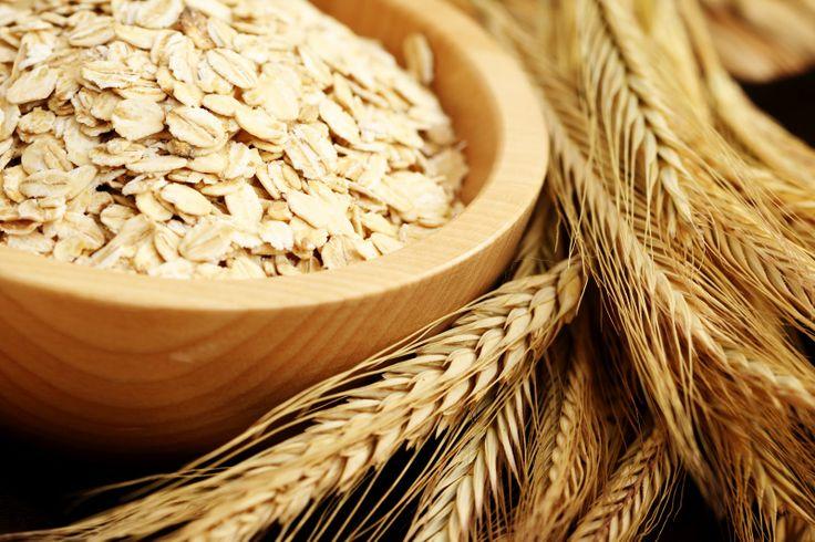 alimentos integrais - farinha