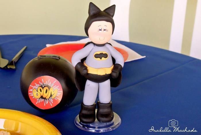 festa infantil super heroi 7