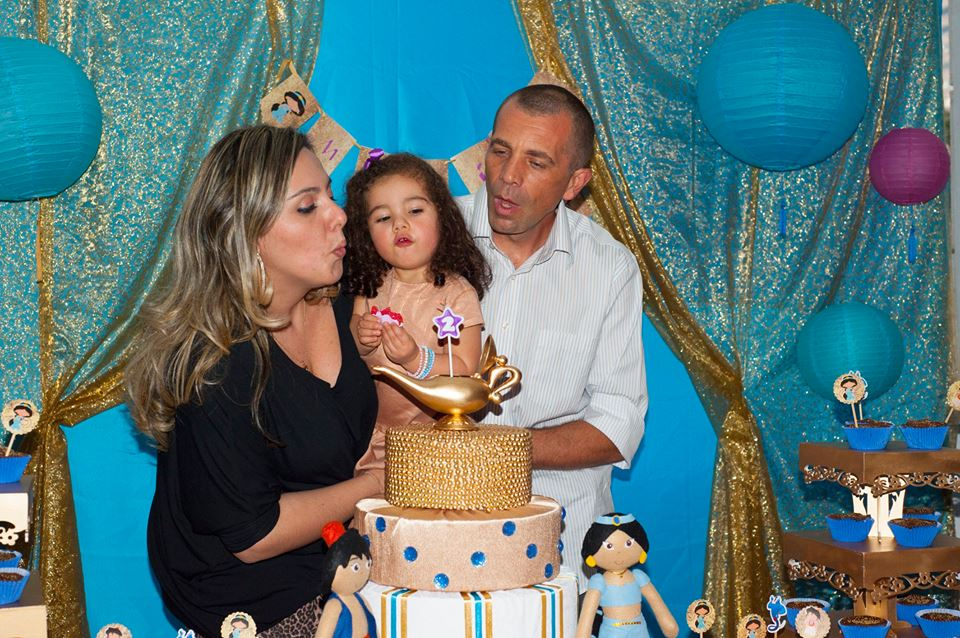 Festa de 2 anos da Clara