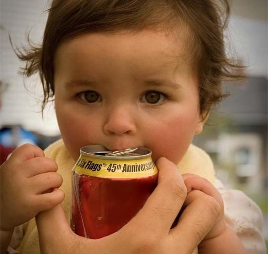 alimentos que crianca nao deve comer