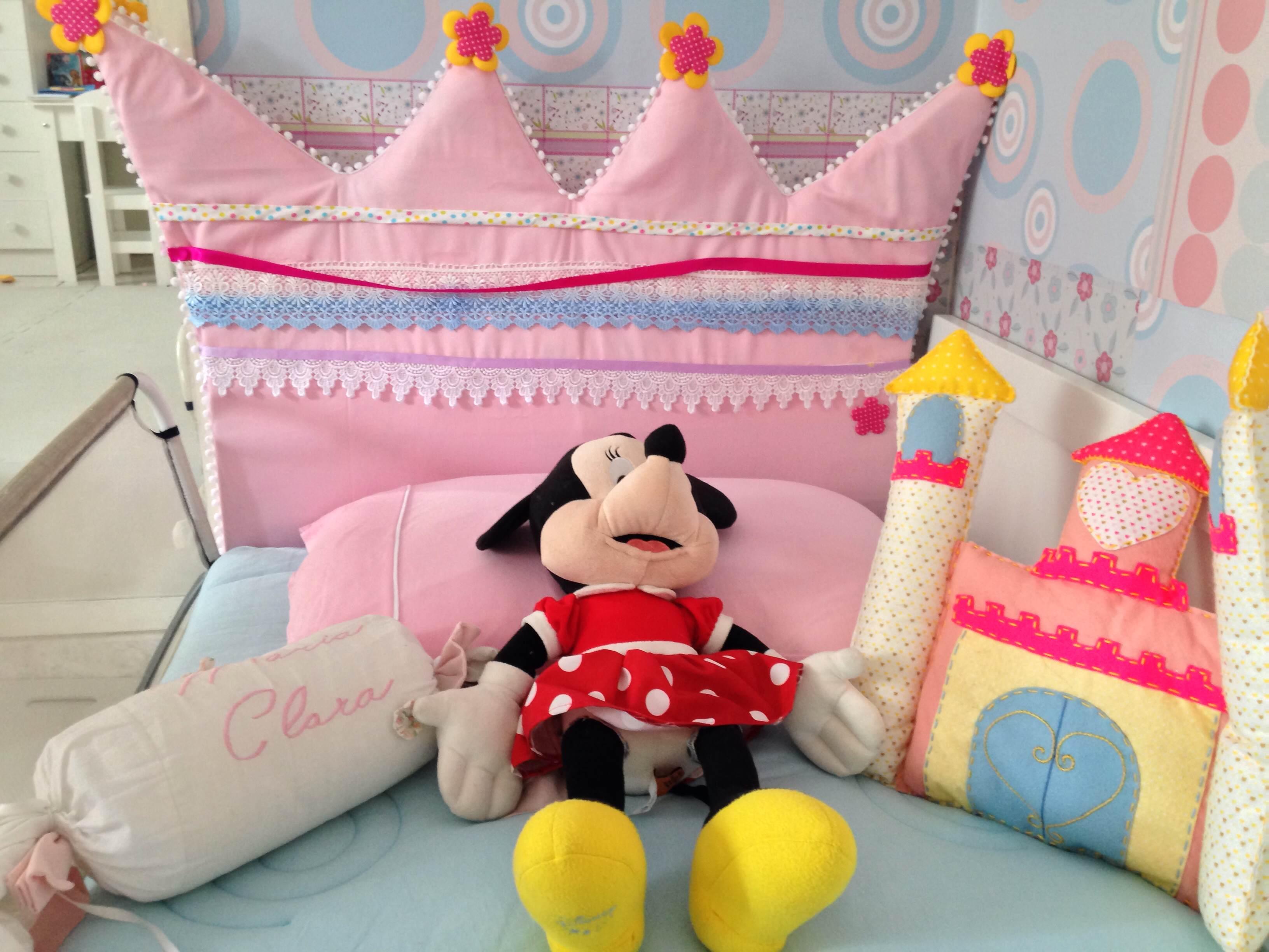 Decora O Infantil Quarto De Princesa Maternidade Colorida ~ Coisas Para Enfeitar O Quarto E Cor Para Parede De Quarto