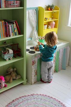 cozinha para crianças