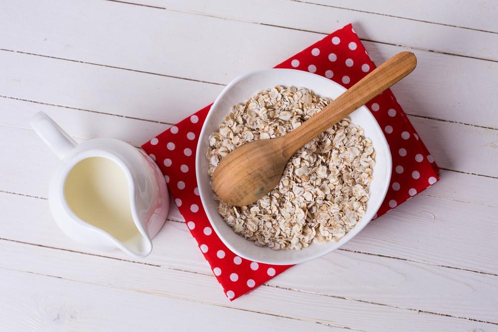 receita de leite para crianças