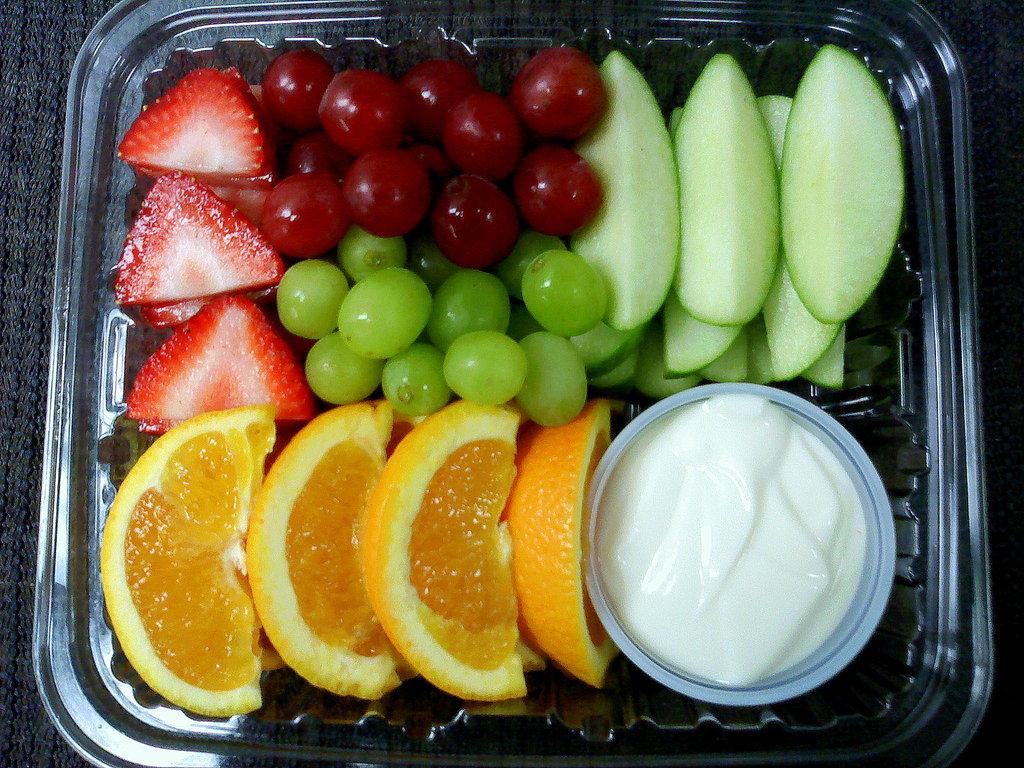 Super Como mandar fruta na lancheira? - Maternidade Colorida ZI34