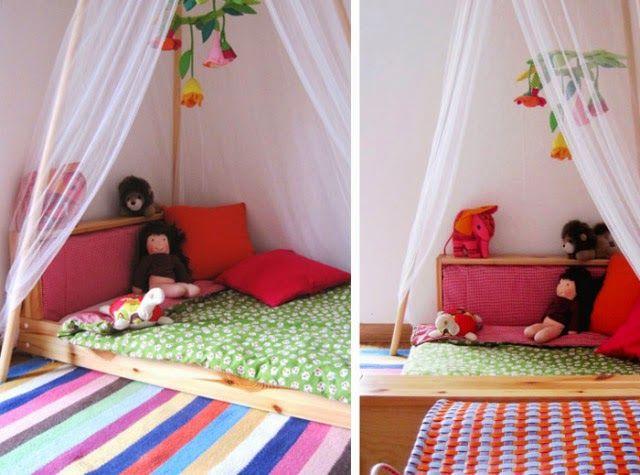 12 camas estilo quarto montessoriano Maternidade Colorida ~ Quarto Montessoriano Tapete