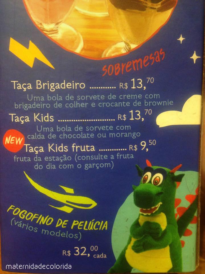 menu kids america 3