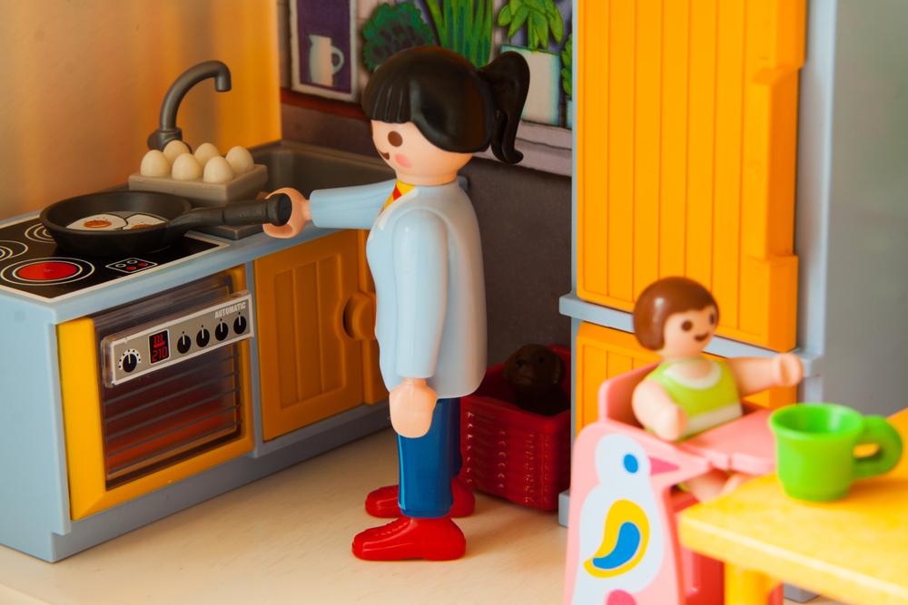 Como criar uma rotina na alimentação infantil e sua importância