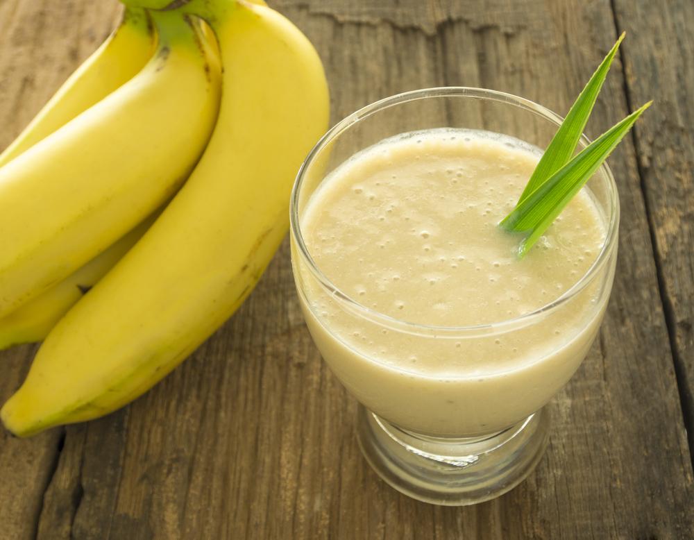 leite de inhame faz com inhame cru ou cozido