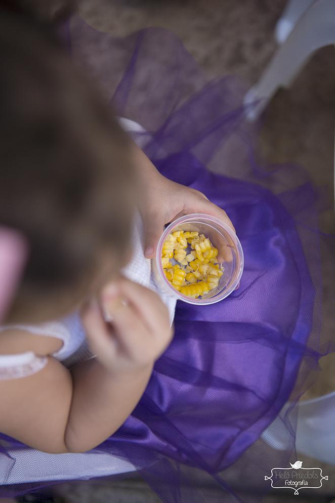 Cardápio de festa infantil: 3 anos da Clara