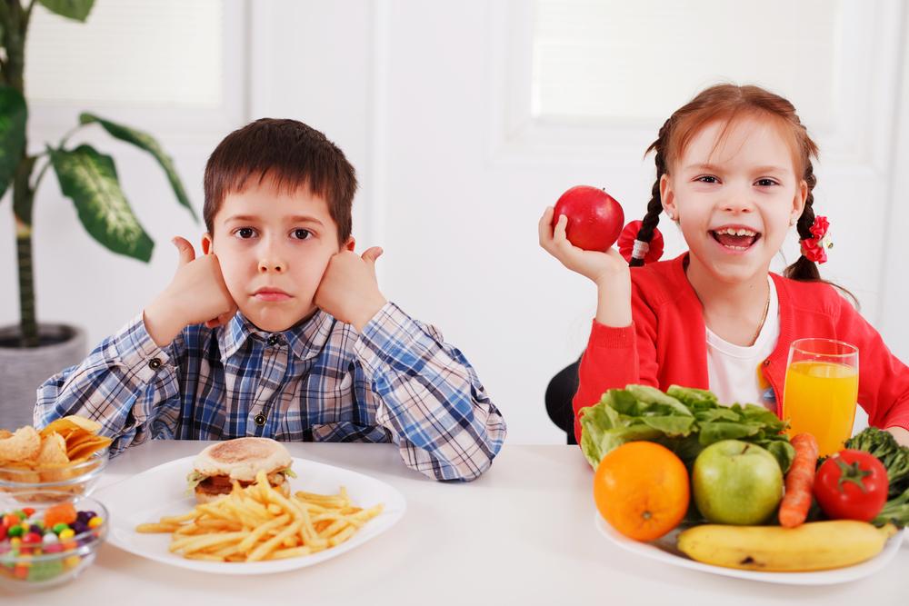 10 dicas para reverter a situação da alimentação da criança na sua casa