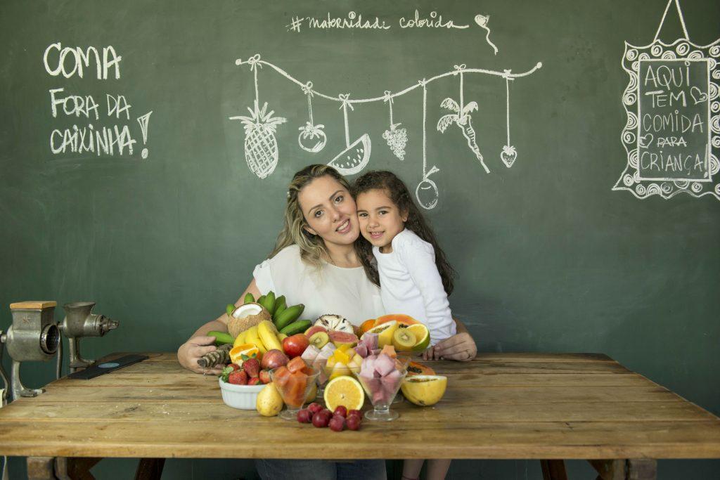 Loja Maternidade Colorida, amor e nutrição para as pessoinhas